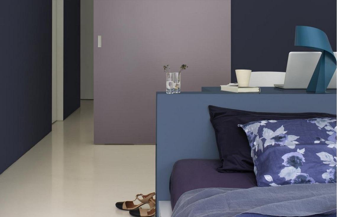 Peinture Violet Pour Chambre Moderne Et Cosy –