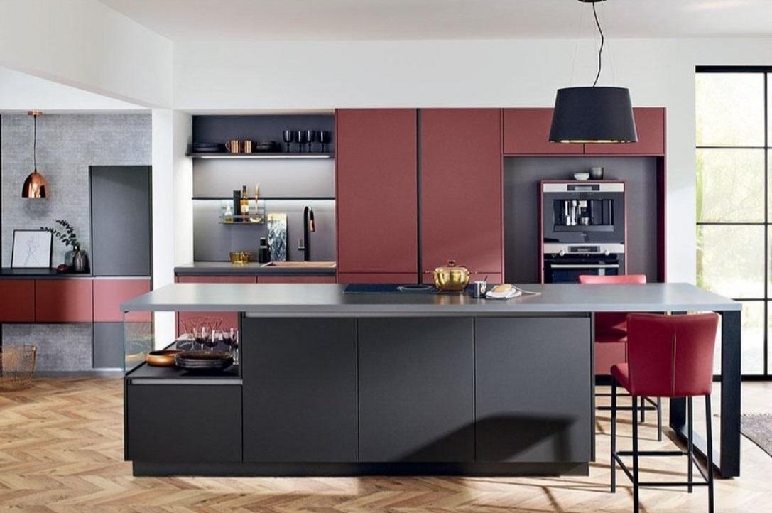 Cuisine Tendance Bordeaux Et Noir