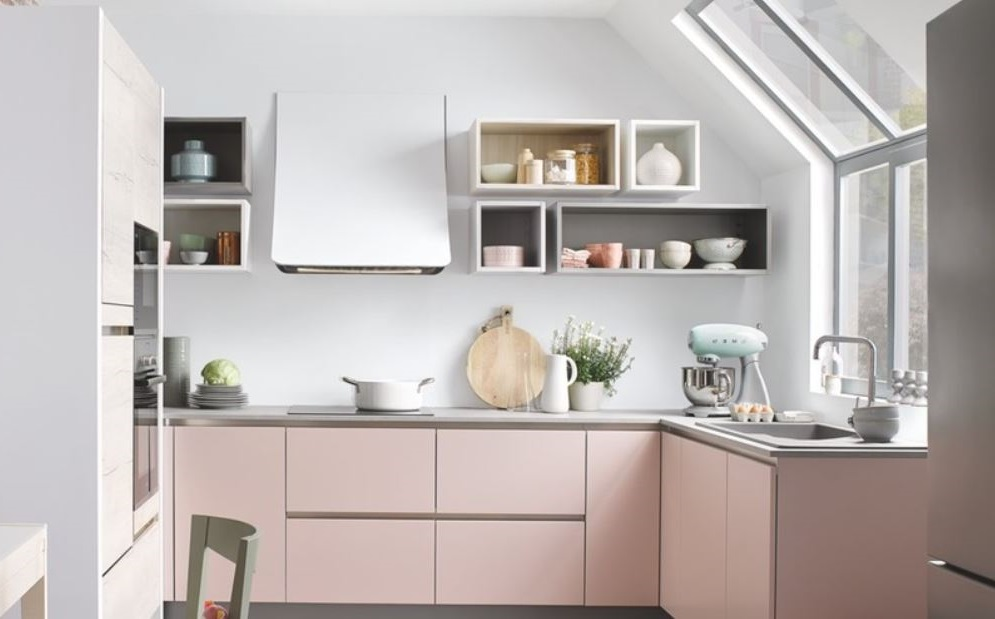 Cuisine Rose Pastel – E Color