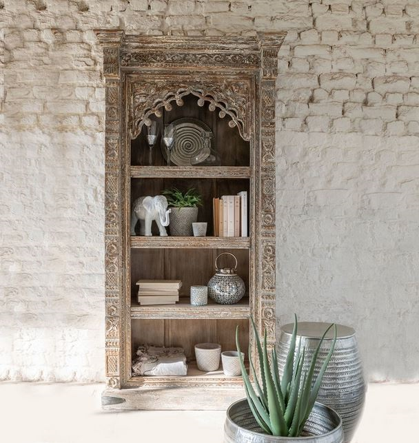 Etagère Haute Style Oriental Marocco –