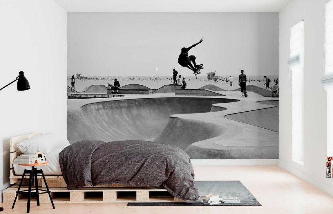 Skate Park – Décoration Murale –