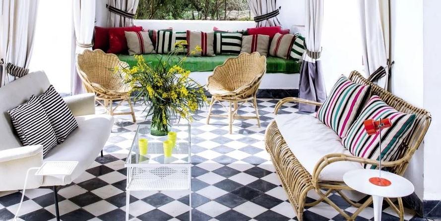 Salon Marocain Ambiance Orientale –
