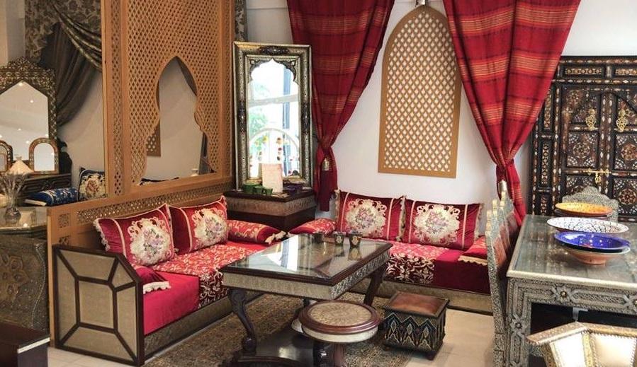 Carrefour De L'orient, Salon Marocain 2