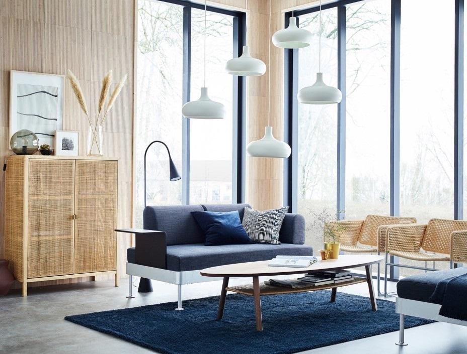 Salon Moderne épuré