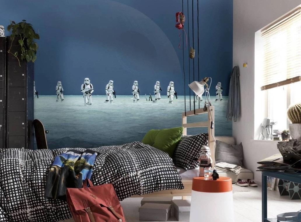 Une Tapisserie Pour Les Fans De Star Wars