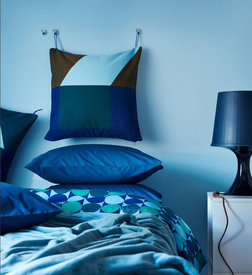 Le Confort Créatif Du Bleu –