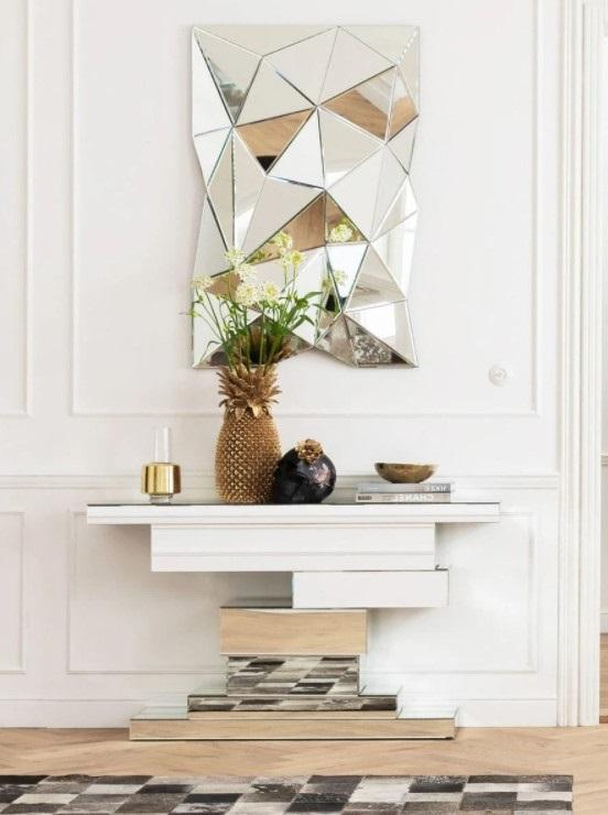 Miroir Kare Design