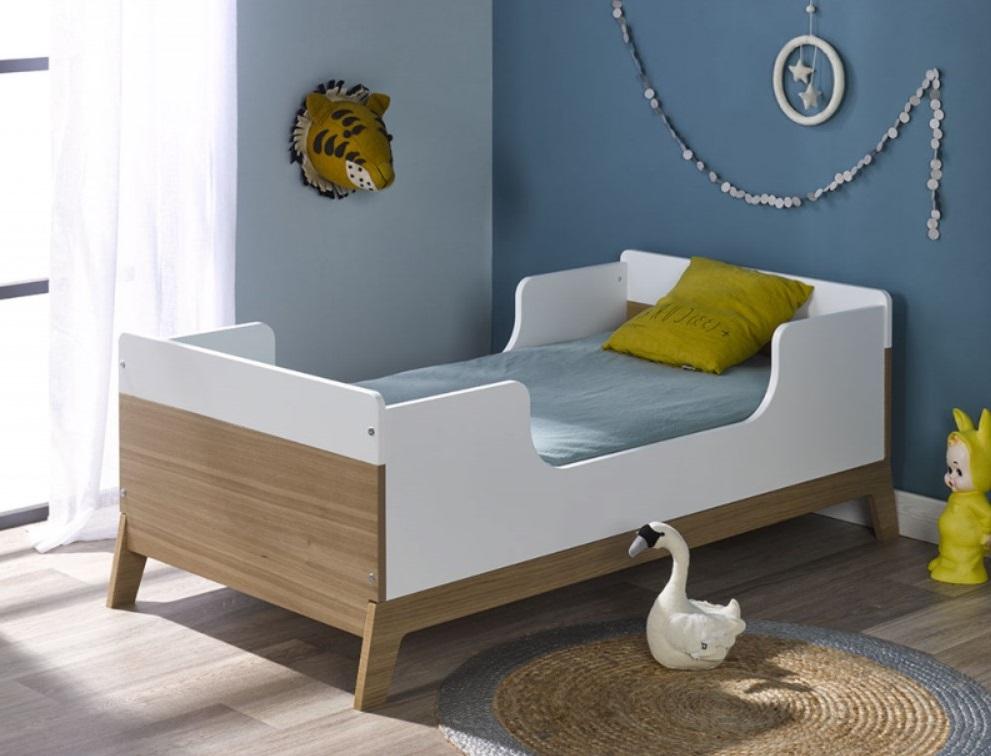 Chambre Bleue Pour Un Enfant