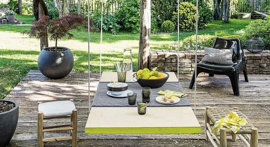 table De Jardin –