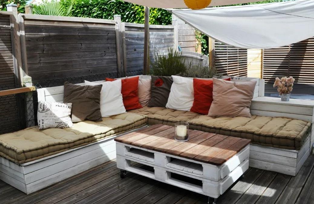 Salon De Jardin Et Tentures –
