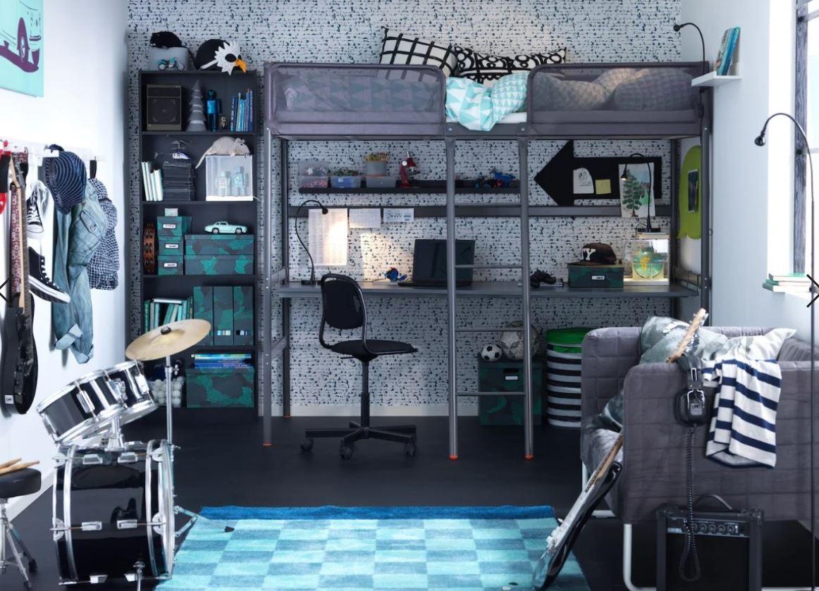 Une Mezzanine Pour Optimiser L'espace