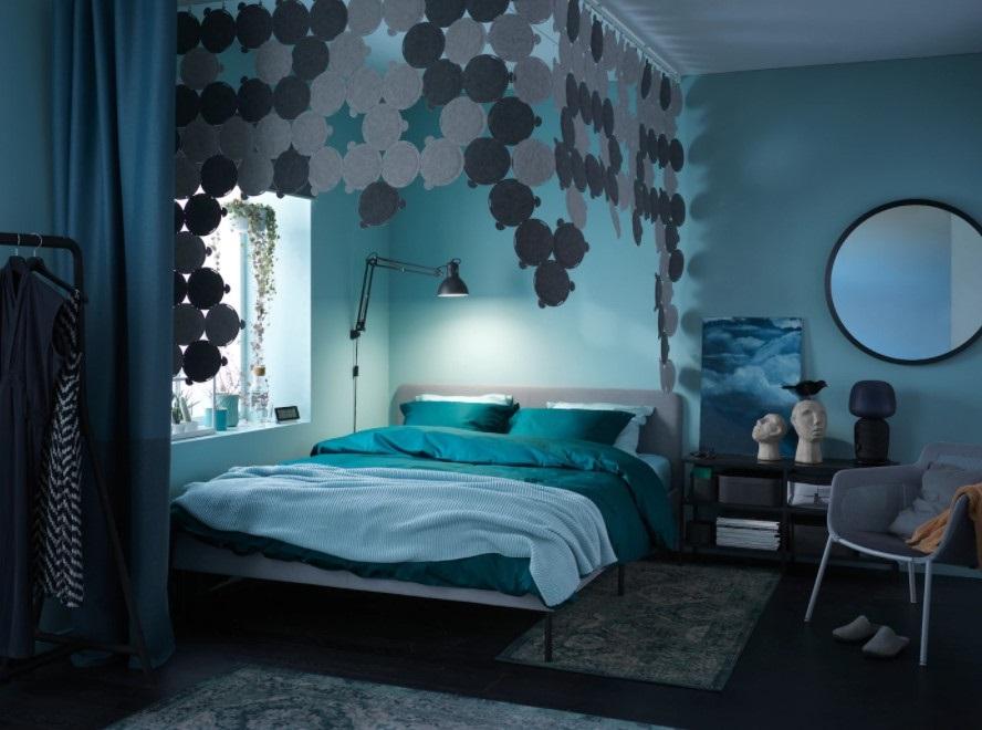 Chambre Refuge Bleue