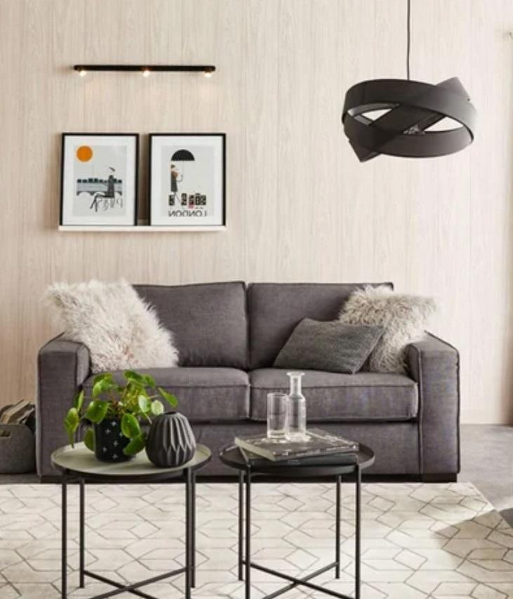 Salon Moderne Style Urbain