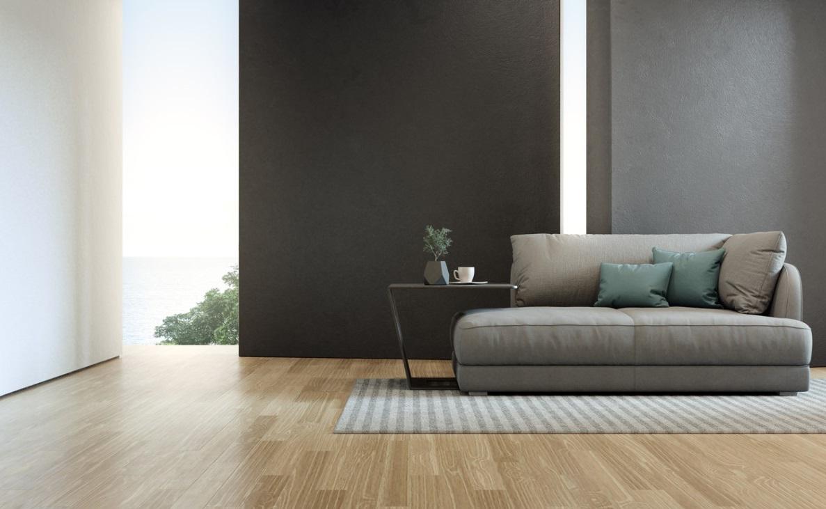 Salon Moderne Minimaliste