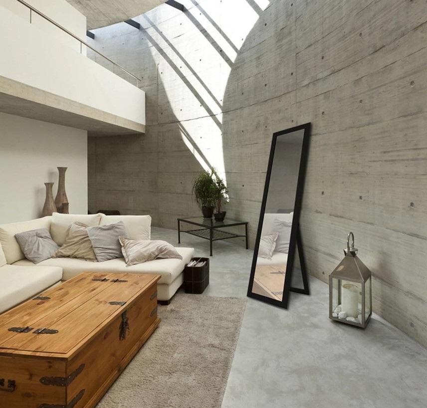 Un Salon Moderne Lumineux