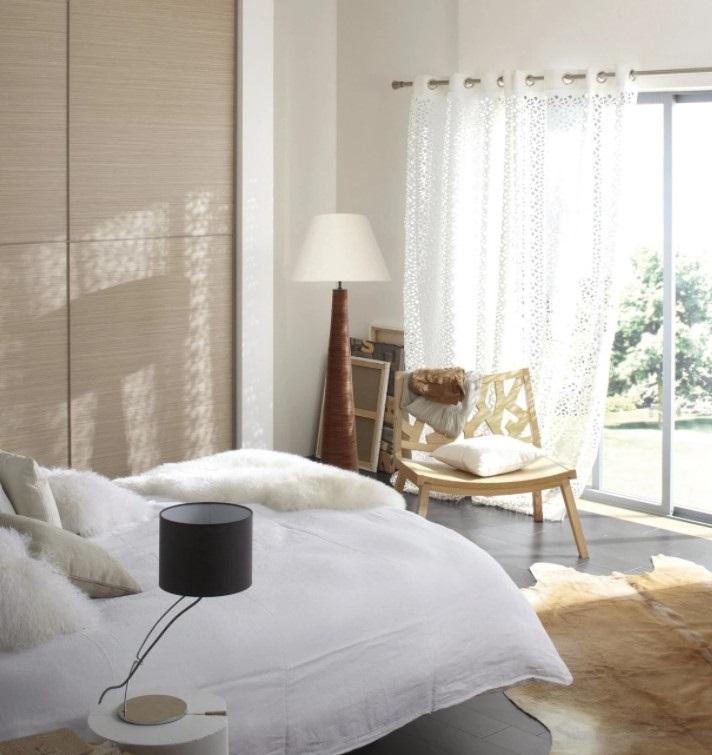 Chambre Moderne Et Lumineuse