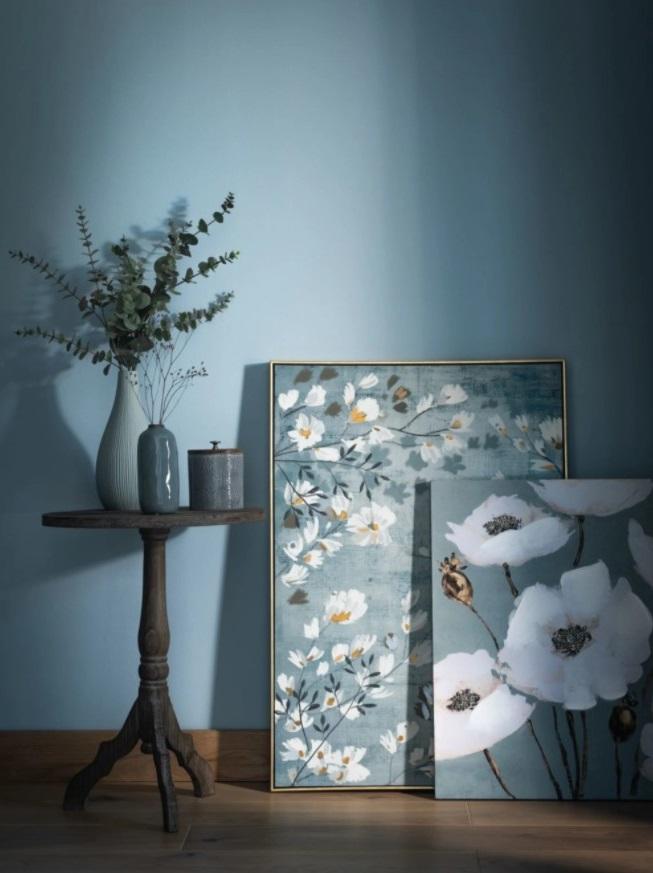 Flower Toile Imprimé Floral