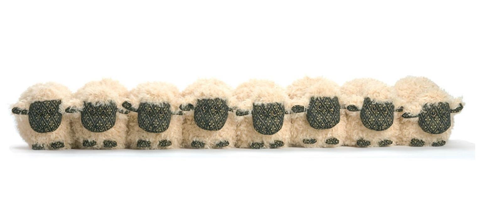 Boudin De Porte Mouton