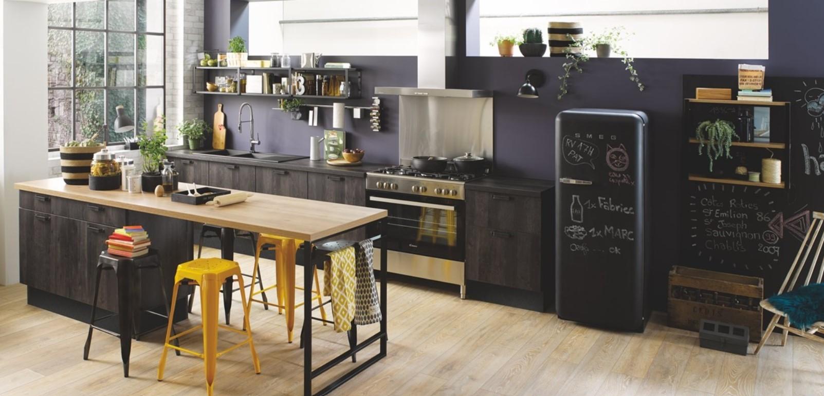 Cuisine De Style Industriel Vega Plus