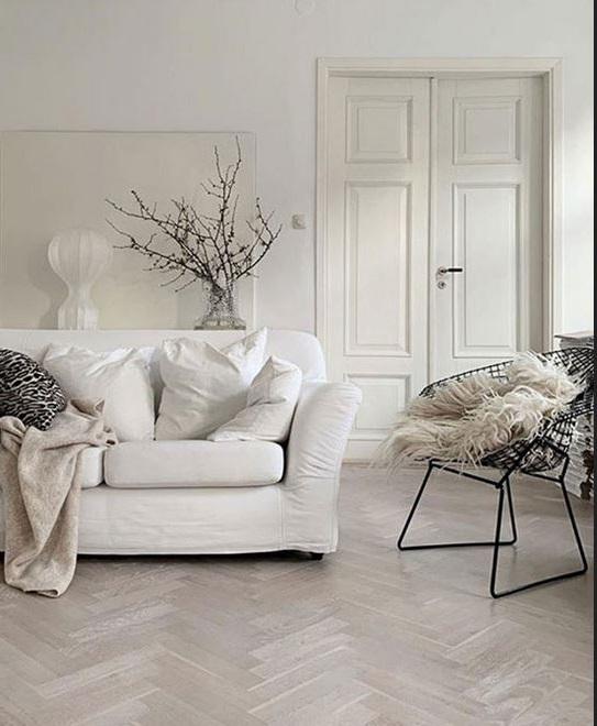 Salon Lin Et Blanc Intemporel –