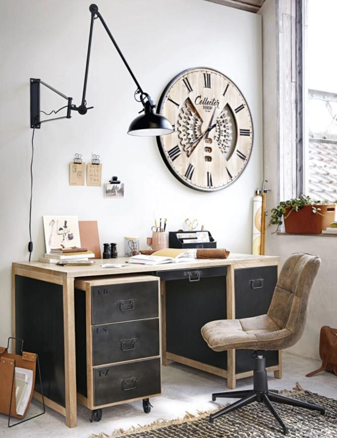 Collector Horloge Avec Calendrier Perpétuel