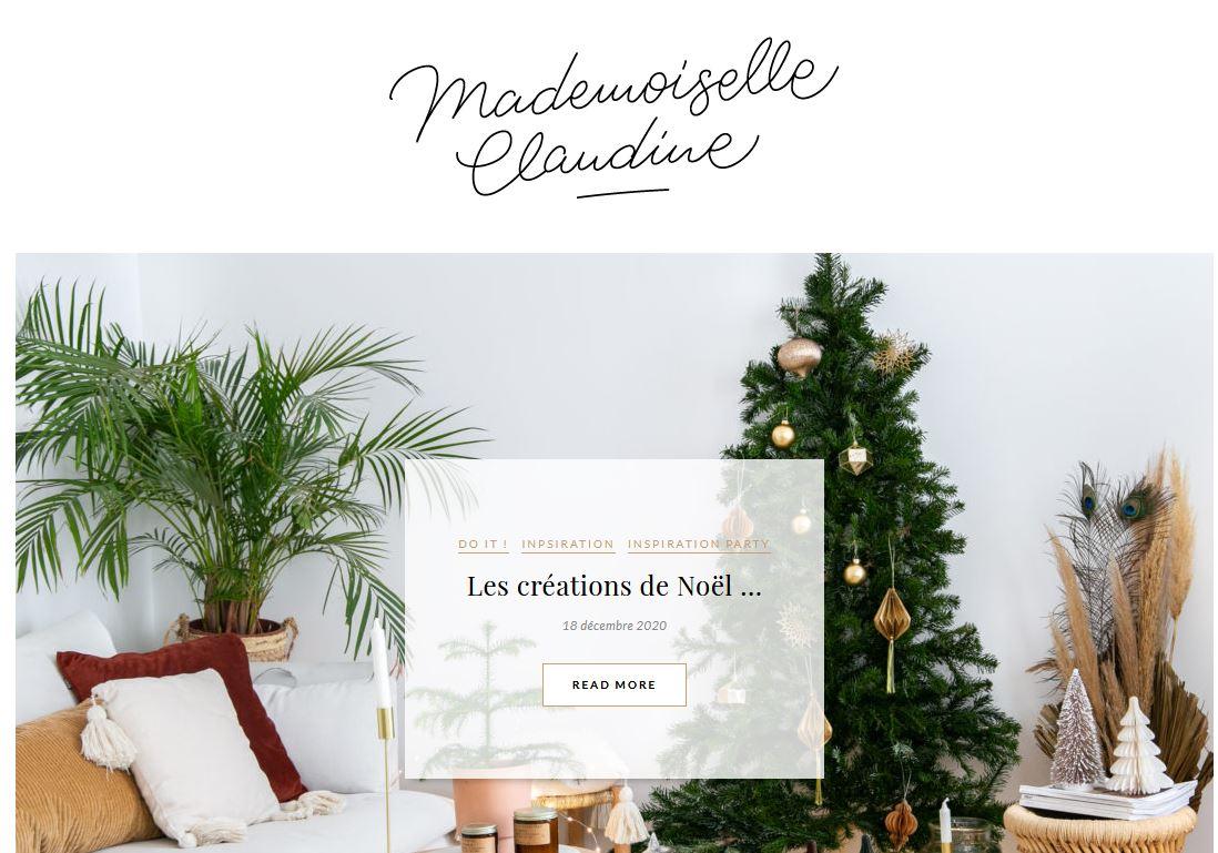 Madesmoiselle Claudine