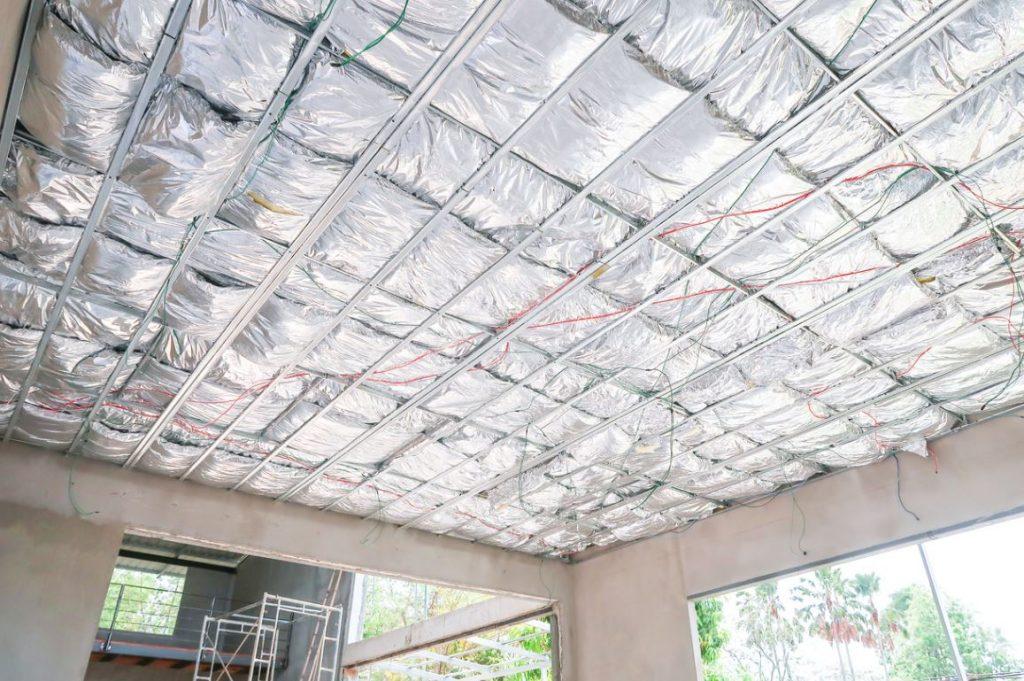 Plafond Chauffant