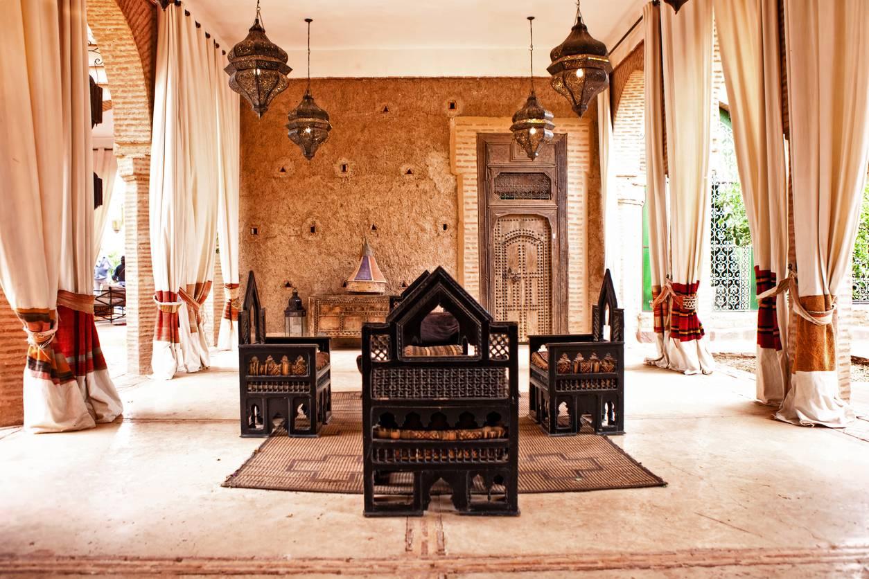 idée décoration marocaine