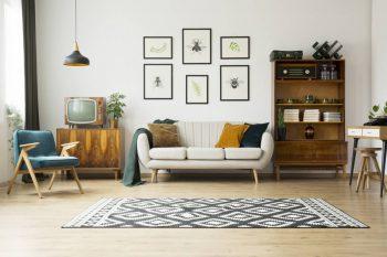Integrer Elements Vintage Moderne Maison